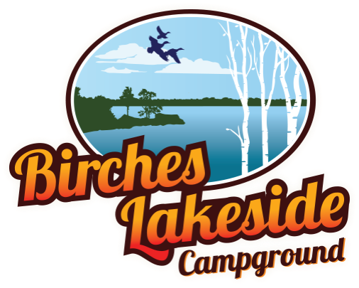 Birches Lakeside Campground logo